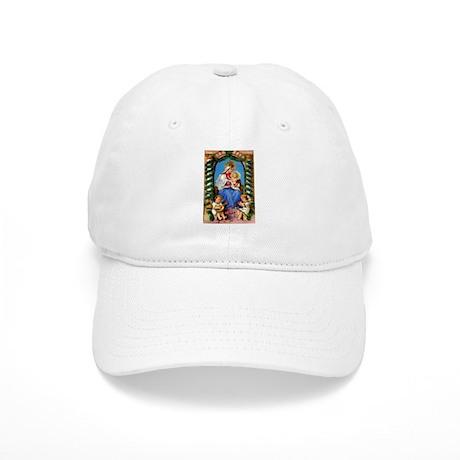 Mary & Baby Jesus - Cap