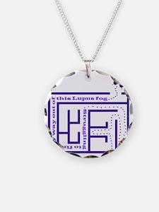 neg_lupus_fog1 Necklace