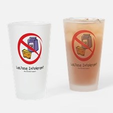 lactose-intolerant Drinking Glass