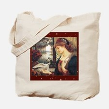 MPlovesmessenger Tote Bag