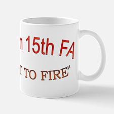 1st Bn 15th FA cap1 Mug