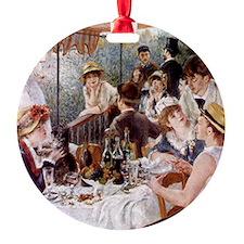 MPrenoirlunch Ornament