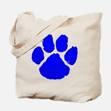 pawprint Tote Bag