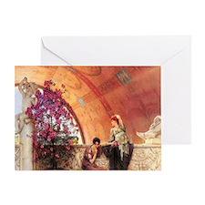 MPunconsciousrivals Greeting Card
