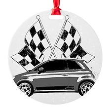 Fiat 500 copy Ornament