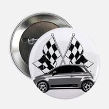 "Fiat 500 copy 2.25"" Button"