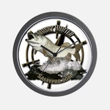 saltypro Wall Clock