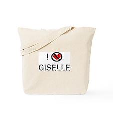 I Hate GISELLE Tote Bag