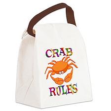 rulecrab Canvas Lunch Bag