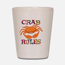 rulecrab Shot Glass