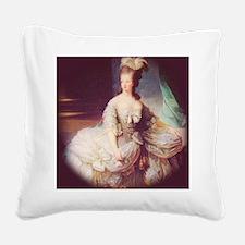 marieantoinettecarrerondmagne Square Canvas Pillow