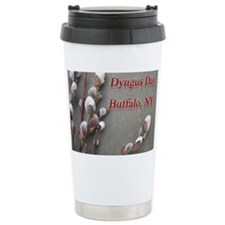 dyngus day buffalo combo_edited Travel Mug