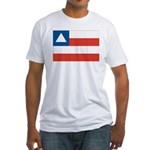 Brazil Bahia Fitted T-Shirt
