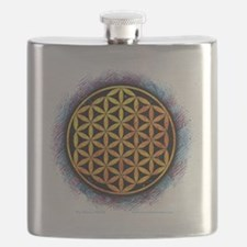 Flower Of Life 2 Flask