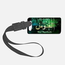 Al-Quddus Luggage Tag