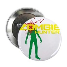 "Unique Zombie survival guide 2.25"" Button"