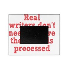 real-writers_rnd2 Picture Frame