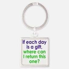 gift1 Square Keychain