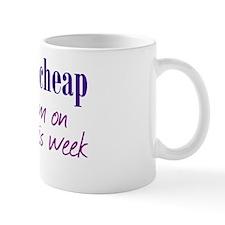 not-cheap_rect2 Mug