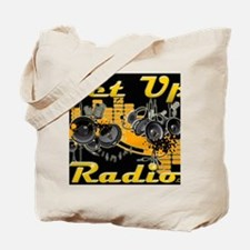 getupradio-sweater 1 Tote Bag