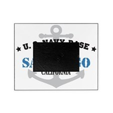 CA San Diego 1 Picture Frame