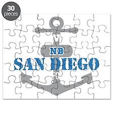 CA San Diego 2 Puzzle