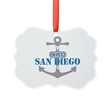 CA San Diego MedCtr 2 Ornament