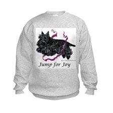Jump for Joy Scottie Sweatshirt