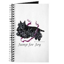 Jump for Joy Scottie Journal