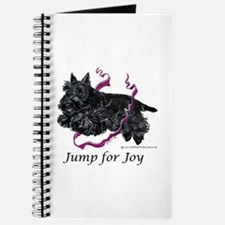 Jump for Joy Scottie Journal