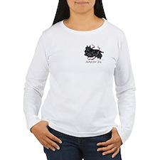 Jump for Joy Scottie T-Shirt