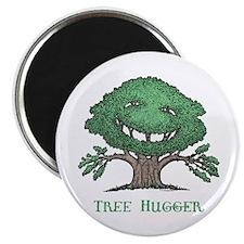 Tree Hugger 1L Magnet