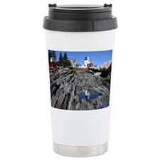 Maine Reflection Note Card Travel Mug
