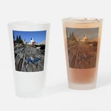 Reflection Note Card Drinking Glass