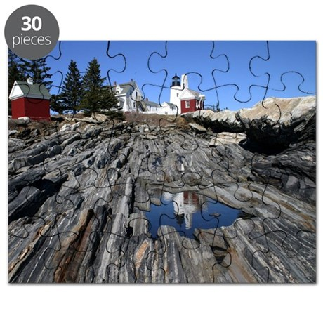 Reflection Note Card Puzzle
