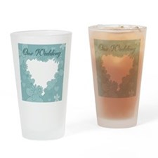 TEALWEDBOX Drinking Glass