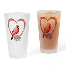 cdheart Drinking Glass