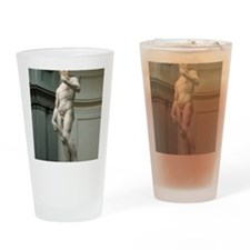 The-David Drinking Glass
