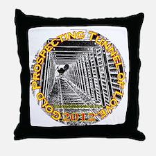 AGATOLpng Throw Pillow