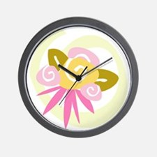 BOUQUETTTMEP Wall Clock