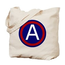 3rd Army - Central - USARCENT Tote Bag