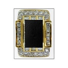 yellow_gold_and_diamonds_78_iPad_tra Picture Frame