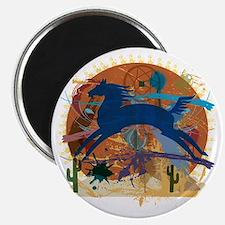PonyAbstract1 Magnet