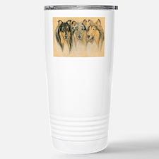Collie Adults Travel Mug
