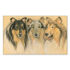 Collie Adults Decal