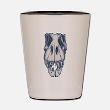 T-Rex Skull Shot Glass