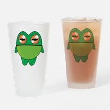 Mad-frog.gif Drinking Glass