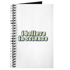 Believe in Science Journal