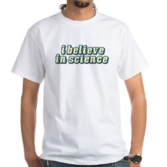 Believe in Science Shirt