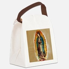 Virgen GuadalupePopZazzlecopy Canvas Lunch Bag